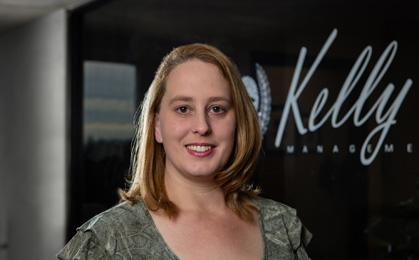 Ashley Bump, CAFM : Staff Accountant